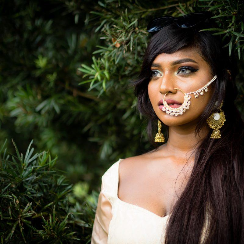 indien femme ronde